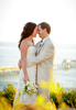 -Casa-Romantica-sunset-photo-of-bride-and-groom-with--San-Clemente-pier