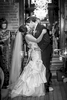 Jewish-Wedding-in-Black-and-White-at-Carondelet-house--Los-Angeles