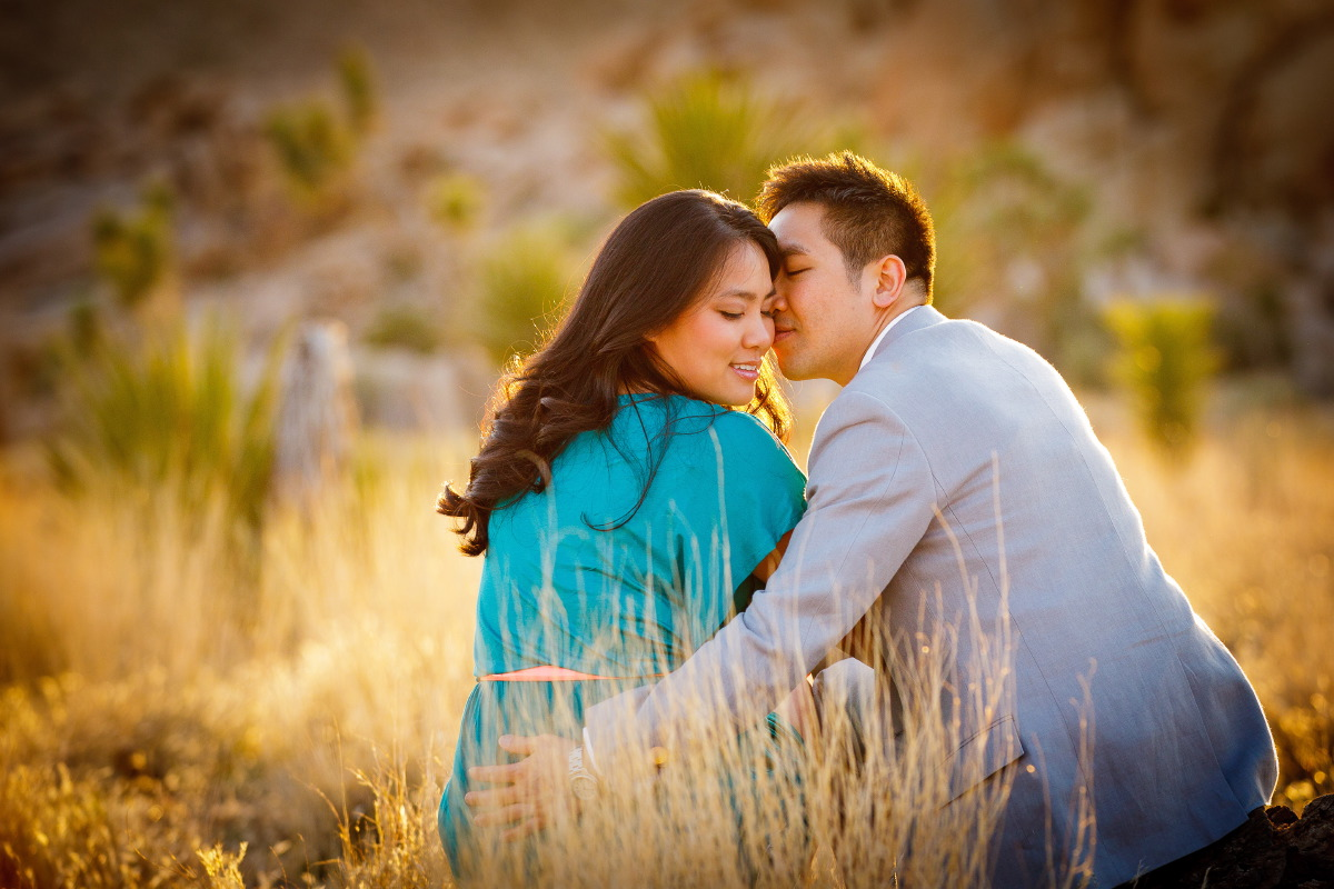 Joshua_Tree_National_Park_Engagement_Session_at_Sunset_007