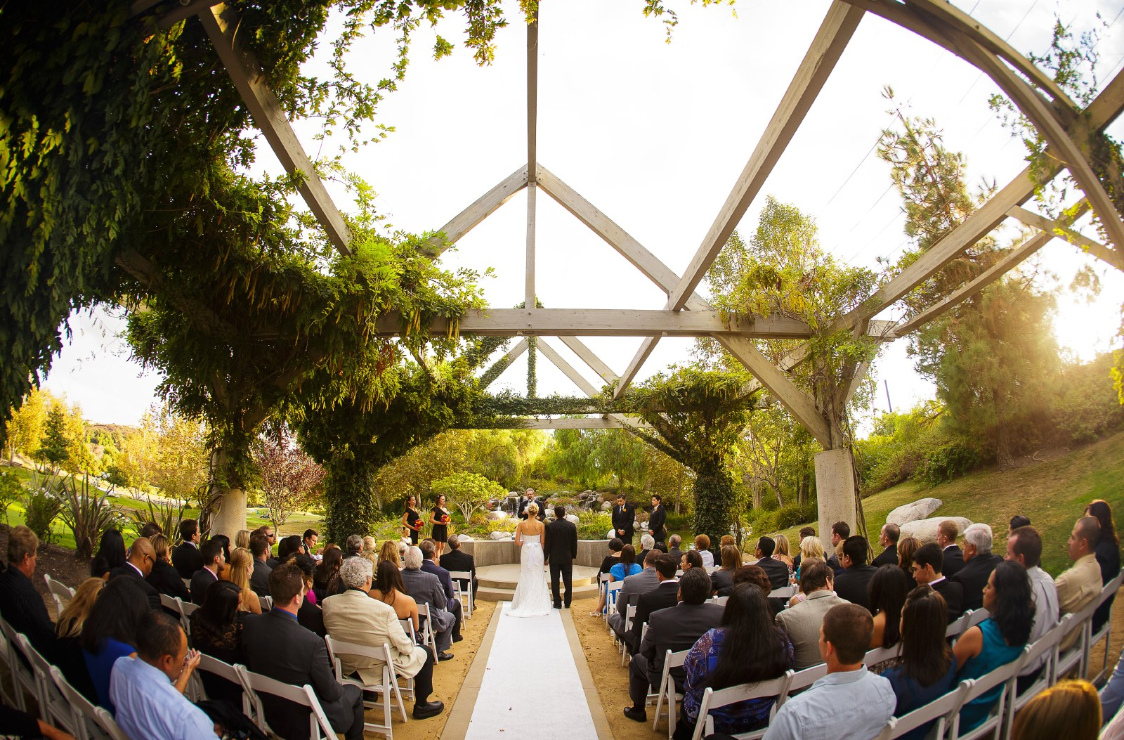 coyote-hills-wedding-ceremony-at-sunset