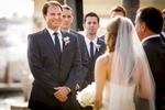 groom-watching-bride-walking-down-at-balboa-bay-club