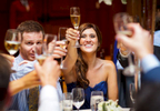 guests-toasting-at-balbo-bay-club-wedding