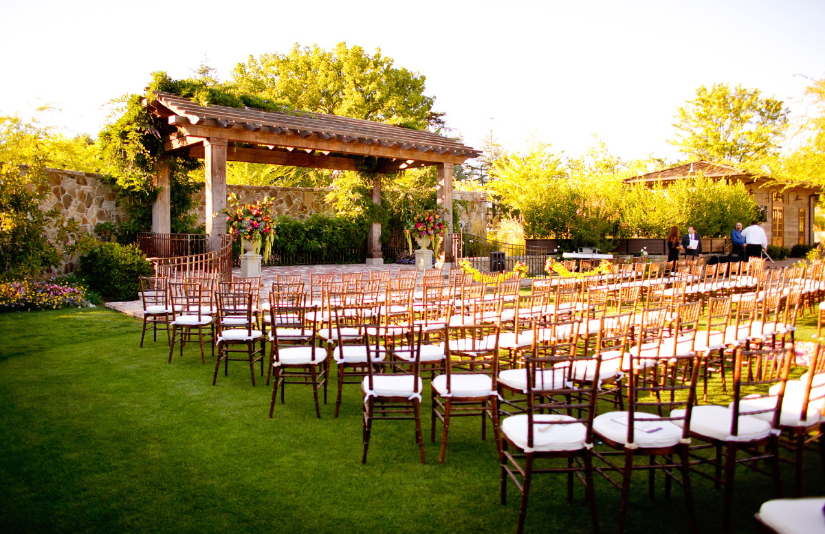Villagio Inn Spa Wedding