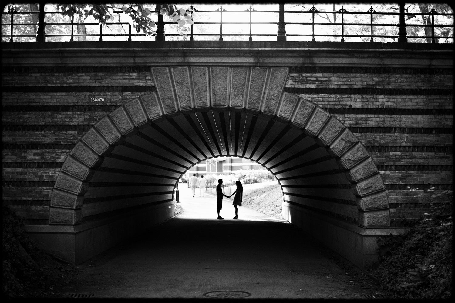 central_park_engagement_session_underpass
