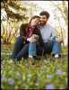 engagement_in_woods_west_virginia