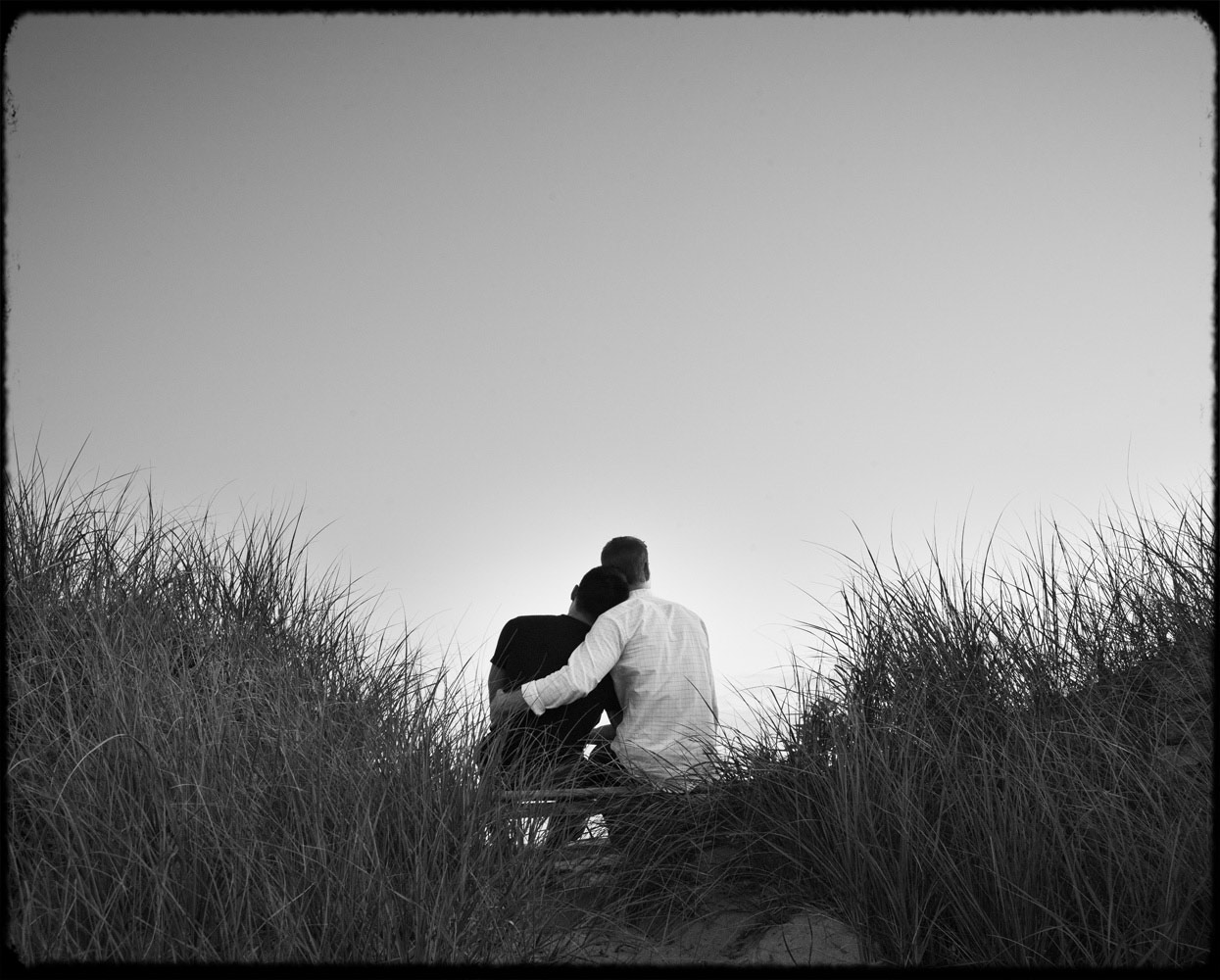 provincetown_gay_engagement_session_beach