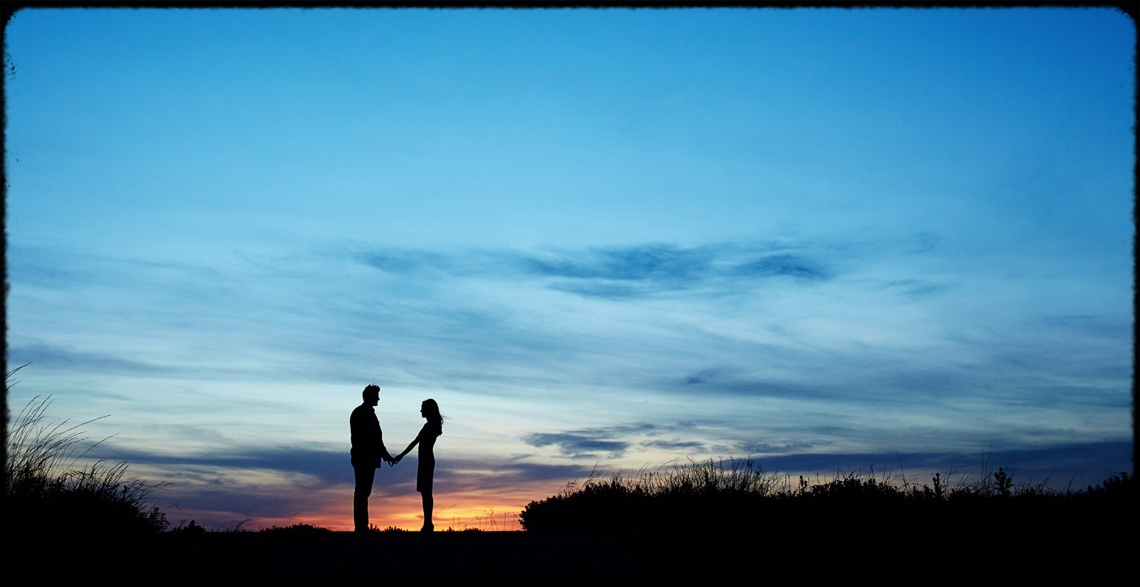 silouette_engagement_texas_sky_ranch