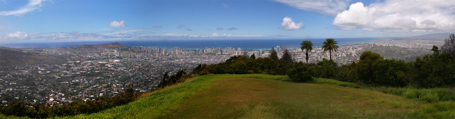 Honolulu, Oahu - Hawaii