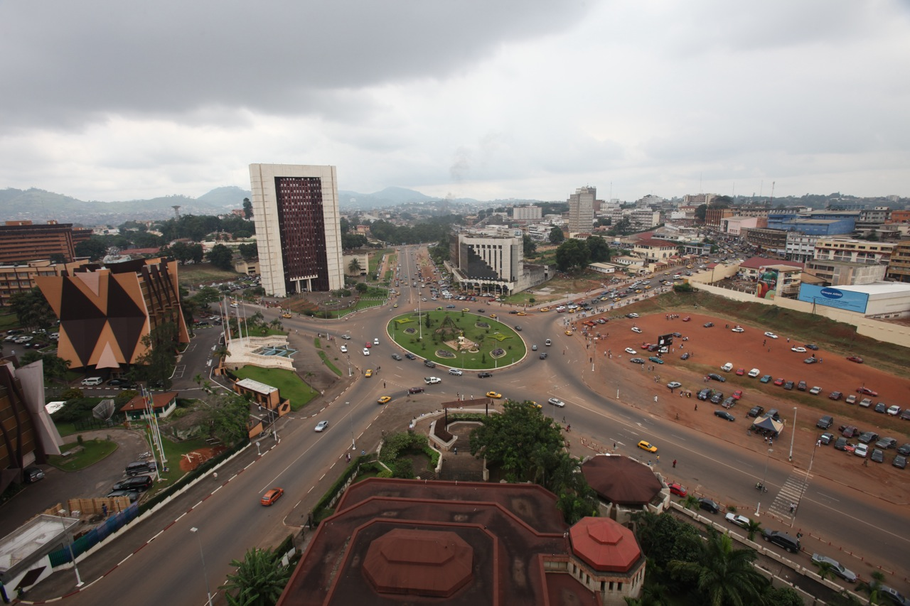 Yaounde Cameroon  City new picture : Yaounde Cameroon