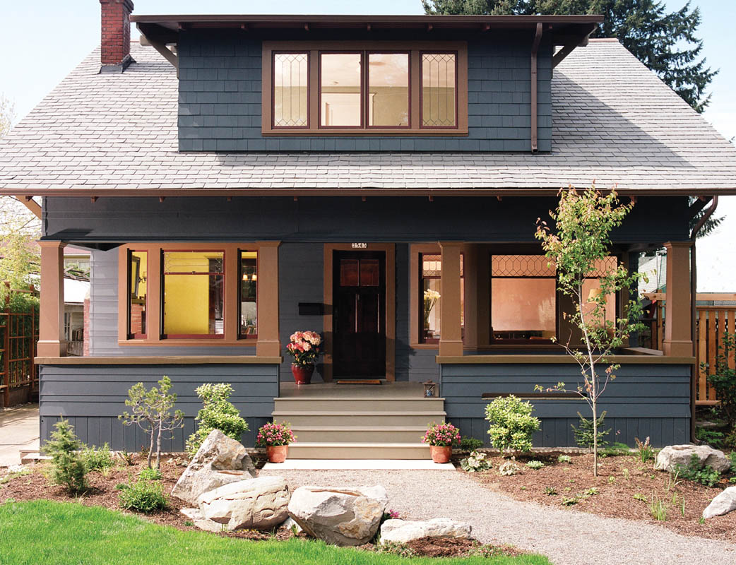 Dewolf Singleton 1909house 12 1909 Craftsman Bungalow