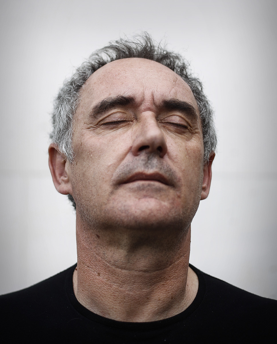 FERRAN ADRIA PRESENTA EL DOCUMENTAL {quote}EL BULLI: COOKING IN PROGRESS{quote} © ALBERTO R. ROLDAN26 03 2012