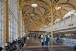 Washington National Ronald Reagan Airport interior