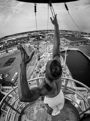 Top of Crows Nest Salute #0450Print Choices	13 x 19 Archival Print $450.00 USD	17 x 22 Archival Print $550.00 USD