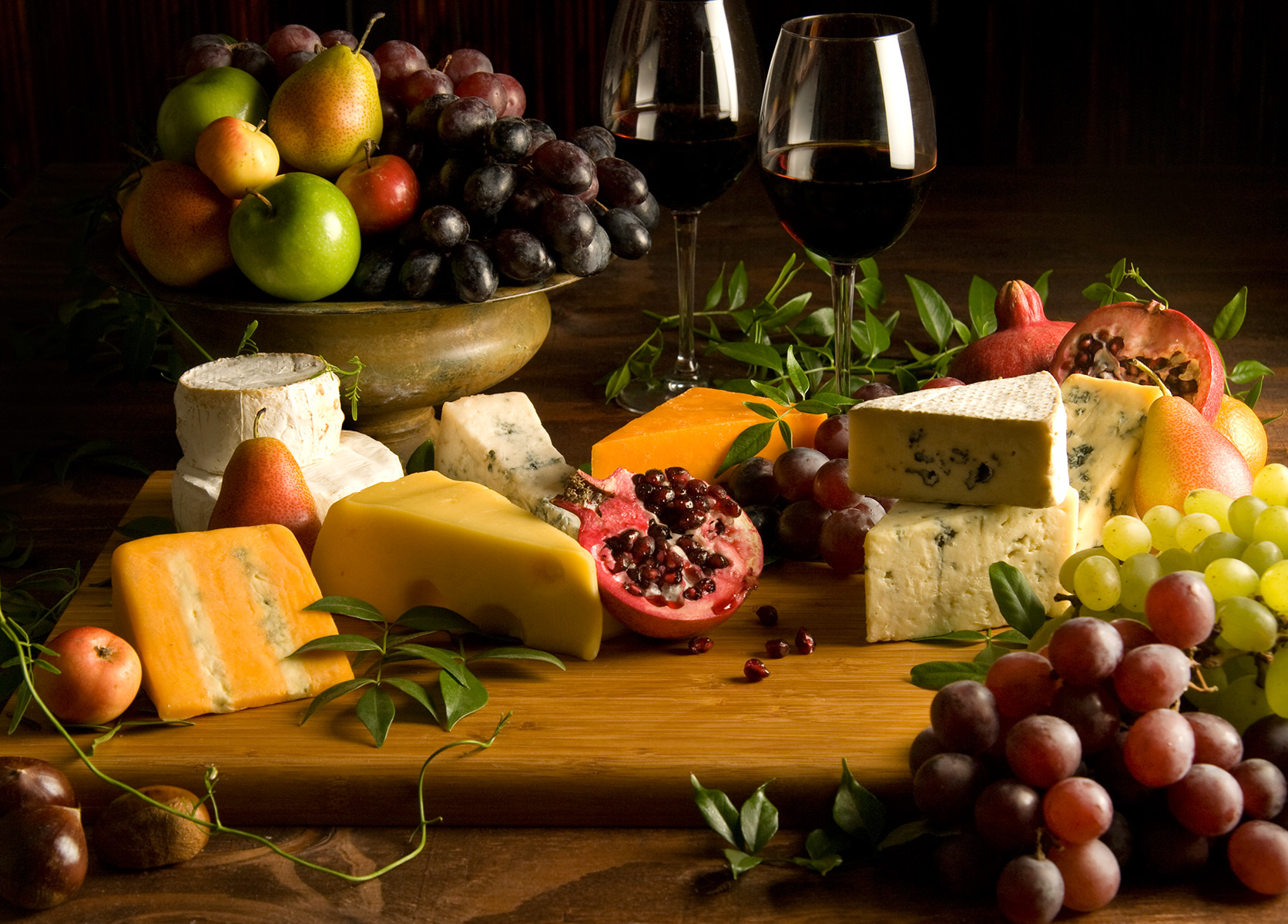 Cheese board-Carl Kravats food photographer