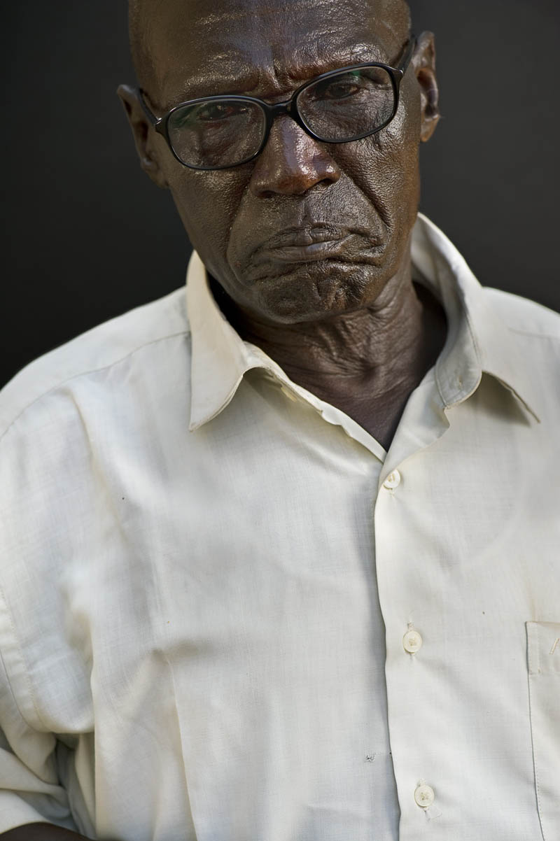 Edward OhucholiIfoto (Horiok){quote}Fr. Santurnino came and he joined them (Anyanya).  He took some soldiers up to Congo and they brought guns and they fought…they were living in the mountains around here…I joined in 1965…when we were in Anyanya, we walked and we fought.  They sent planes to fight us.{quote}