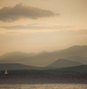 Adirondack Sail Sunset 1