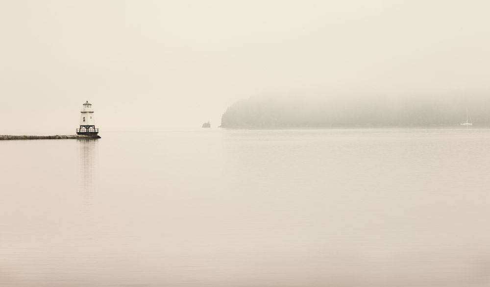 Rock Point Fog