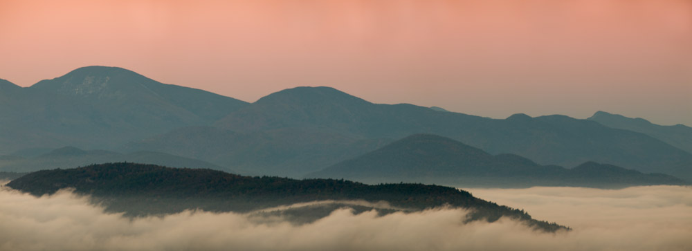 Adirondack Fall Sunrise