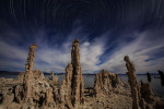 Night at South Tufa, Mono Lake Ca©rossthayer