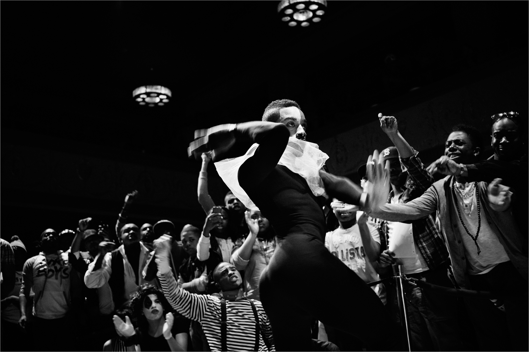 Still from {quote}The Last Battle{quote}, an evolving project that documents New York City's Kiki Ballroom community. Photo by Samantha Box 2010 - 2012 © Samantha Box