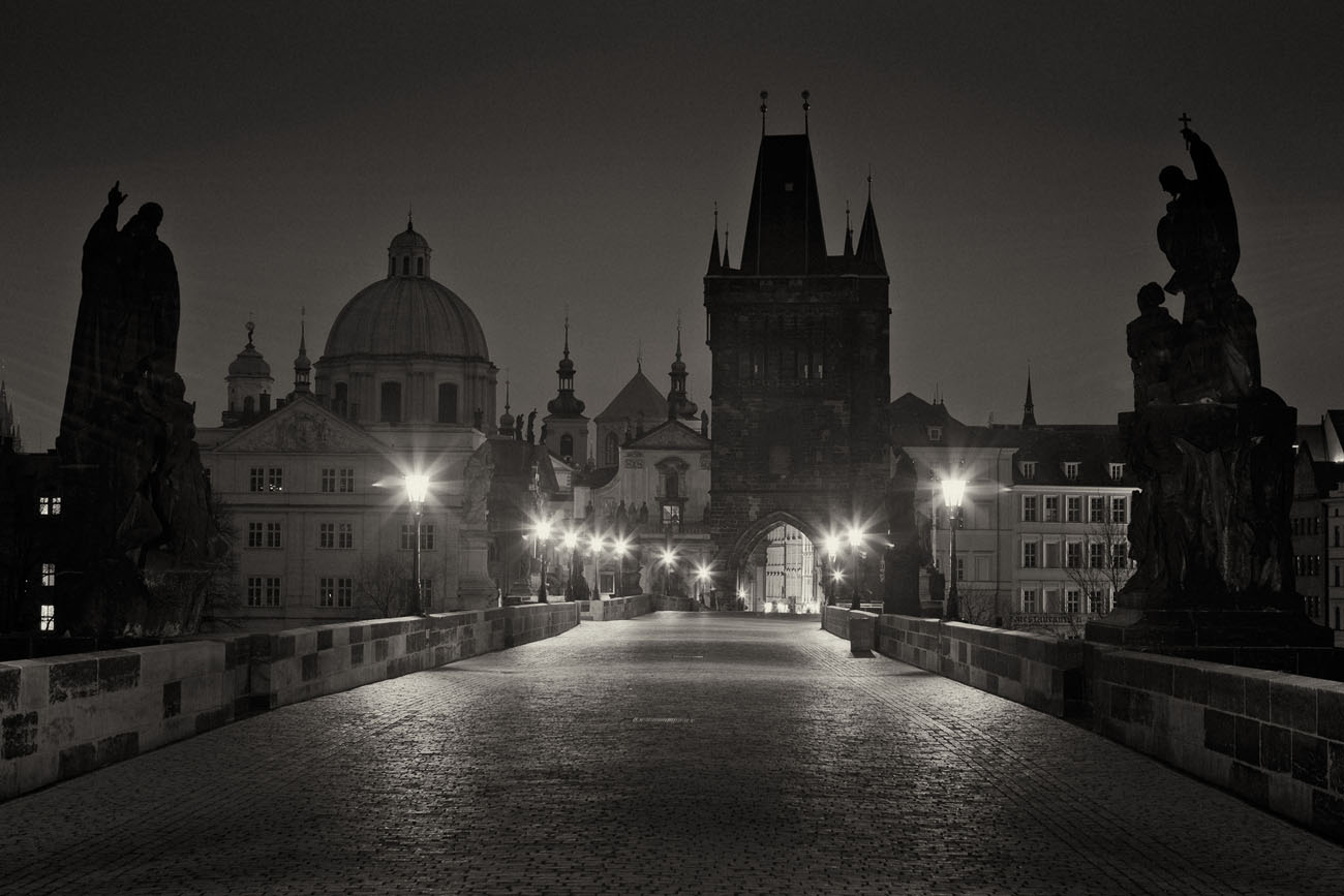 Prague - Dead of Night