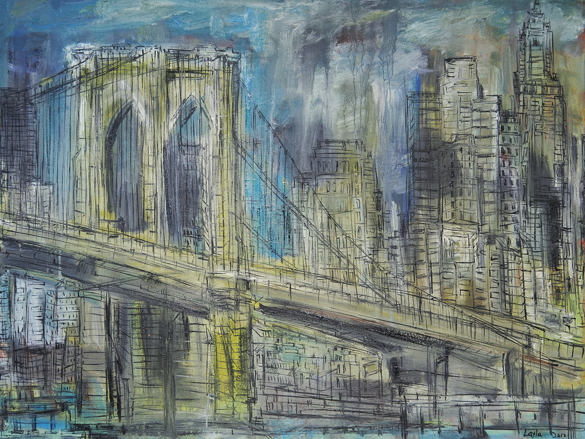 Brooklyn Bridge- Opus  13