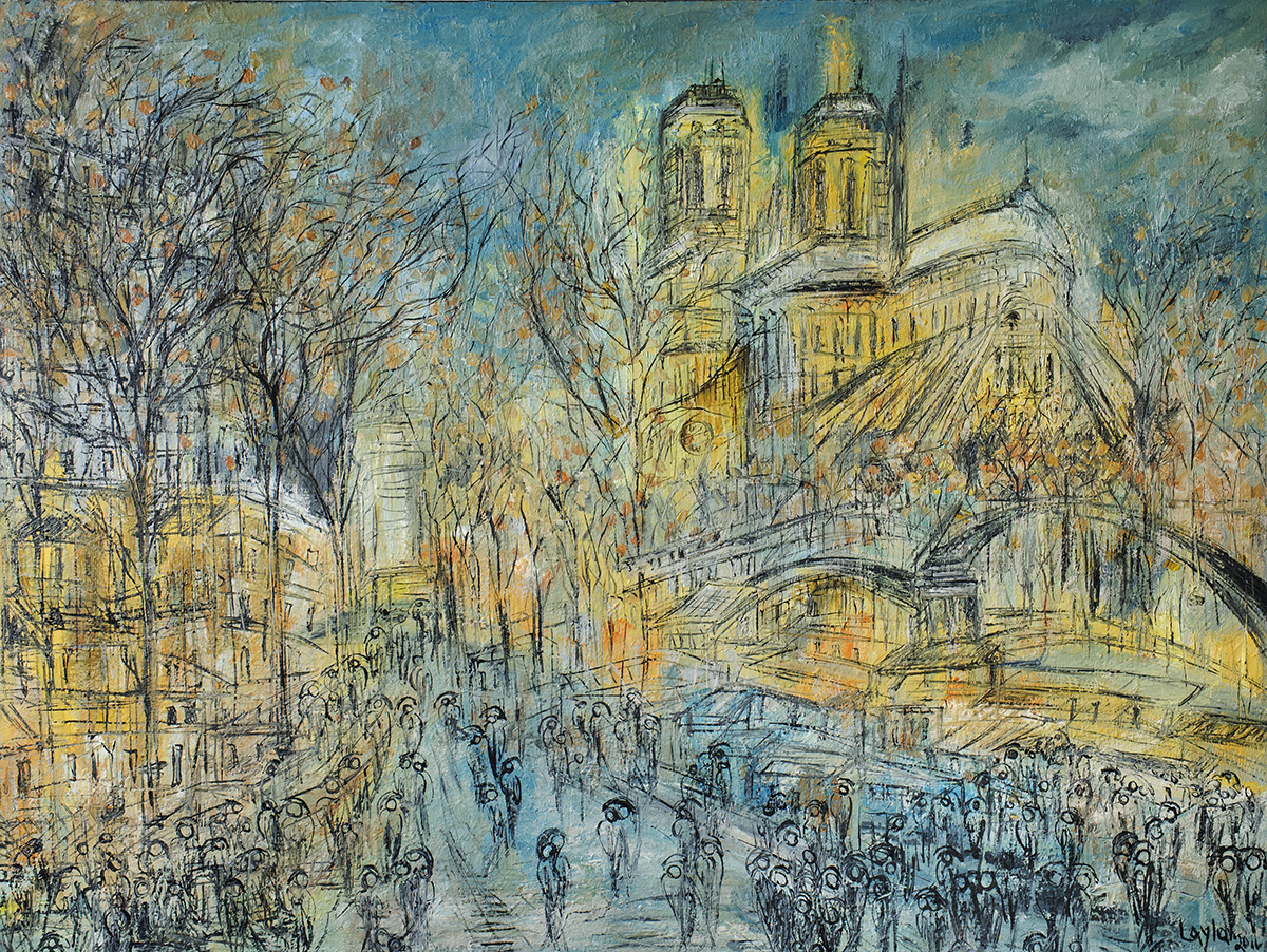 Paris Dream, Opus  2015