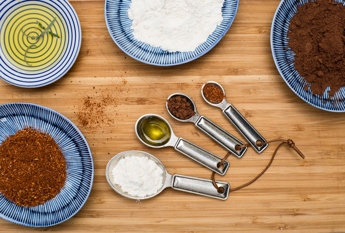 Danforth Pewter dinnerware and kitchen product photography by Reciprocity Studio commercial photographers. Shot in Burlington, Vermont.