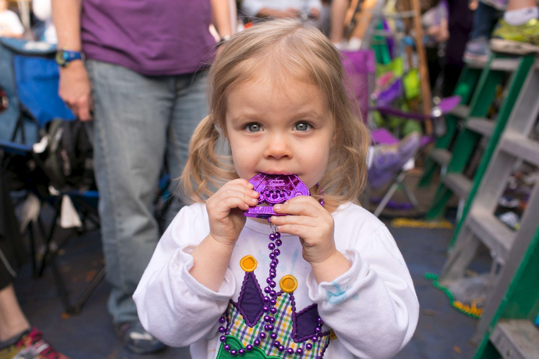 Mardi Gras 2017 on February 26, 2017. Photo by Paul Morse
