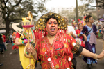 Mardi Gras 2017 on February 28, 2017. Photo by Paul Morse