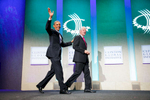 Credit: Paul_Morse / Clinton Global InitiativeClinton Global Initiative 2011 Annual MeetingSustainable Consumption: Redefining Business as UsualPlenary Session