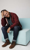 Christopher Peña, a writer and actor on Season 2 of Issa Rae's HBO dramedy {quote}Insecure{quote} poses for a portrait near the San Francisco Chronicle July 5, 2017 in San Francisco, Calif.