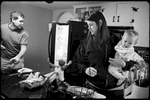 family-kitchen-documentary-virginia-photography
