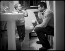 teeth-brushing-dad-son-virginia-photogrpahy