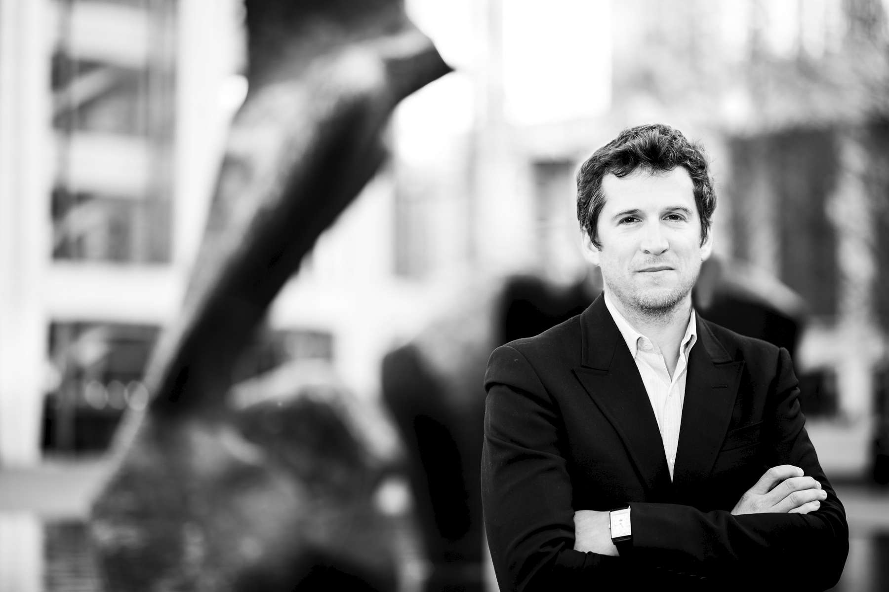 Filmmaker and actor Guillaume Canet