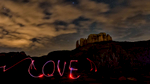 Light Painting.........loving Sedona!