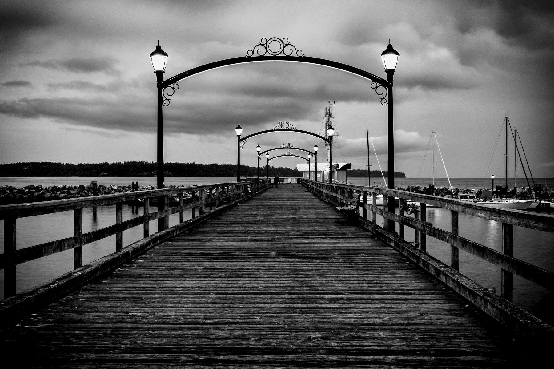 Pier at White Rock