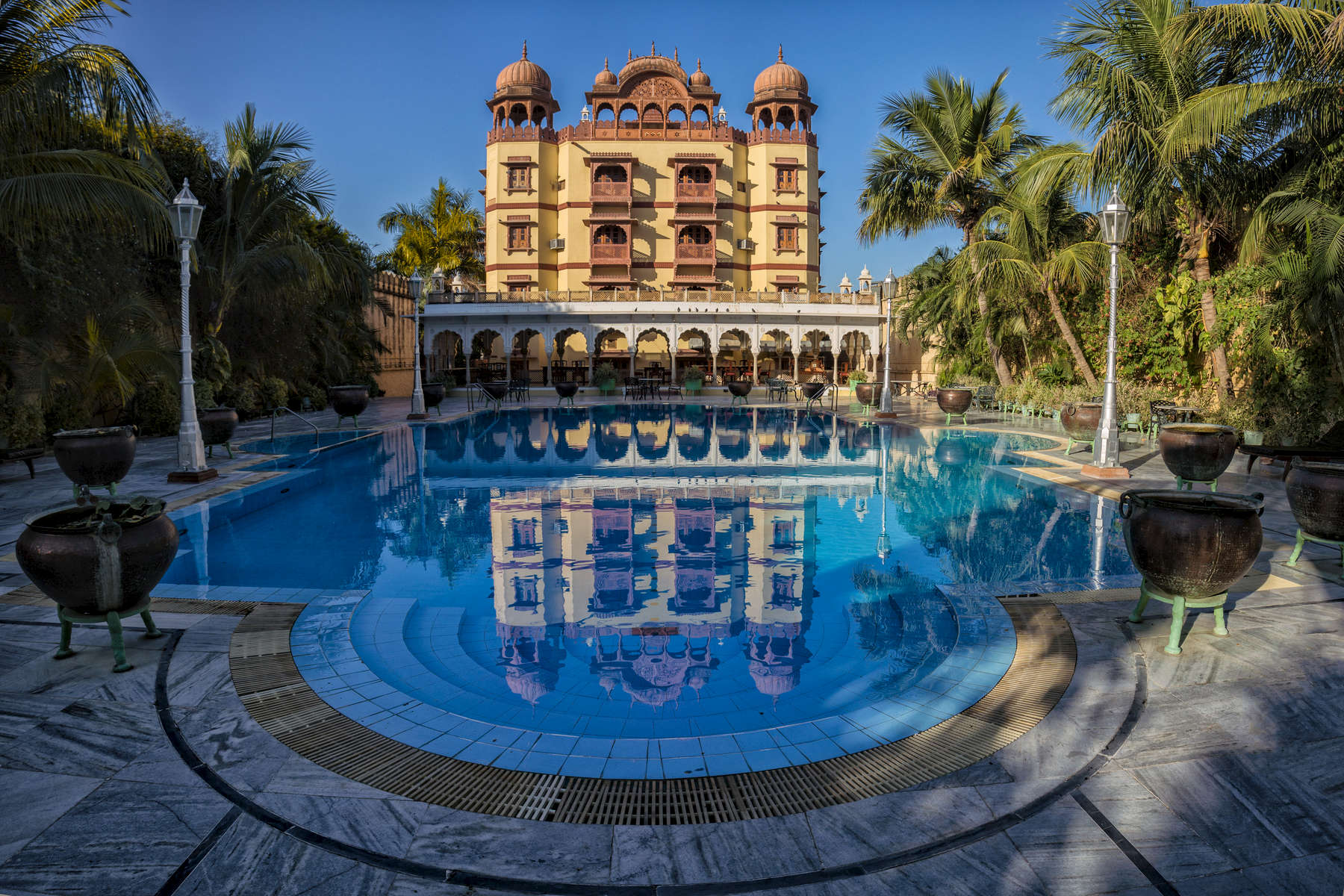 The Best Exotic.......Hotel Pushkar India