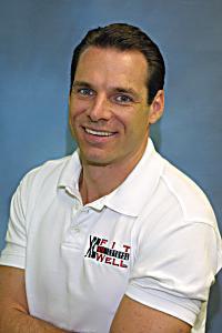 Personal Trainer Greg Harvey