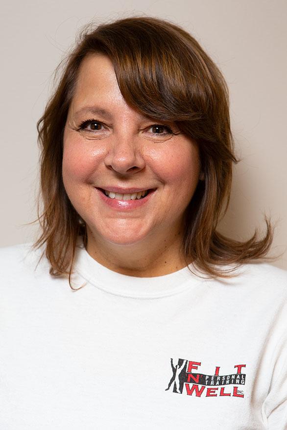 Yoga Instructor Pierina Fadi